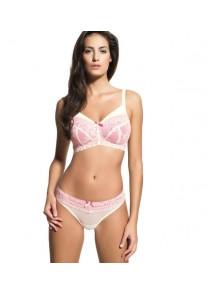 Sophie Nurising - ivory/pink